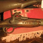 Native American Weapons – Historic Period 016