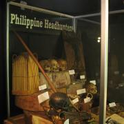Philippine Headhunter Display 003