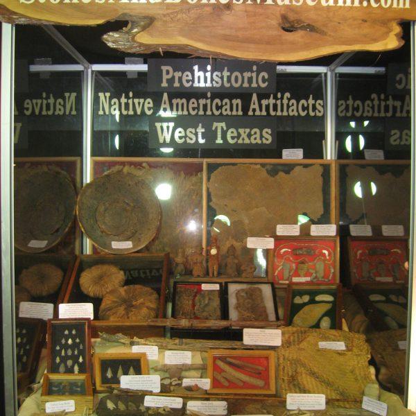 Prehistoric Native American West Texas