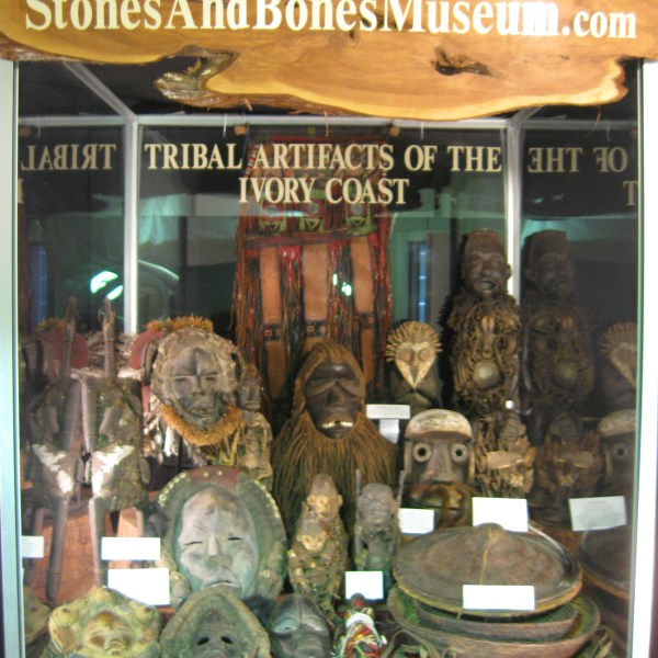 Tribal Artifacts of the Ivory Coast 2