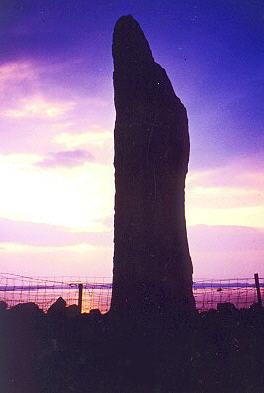 Beacharr monolith