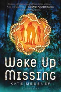 wake up missing cover