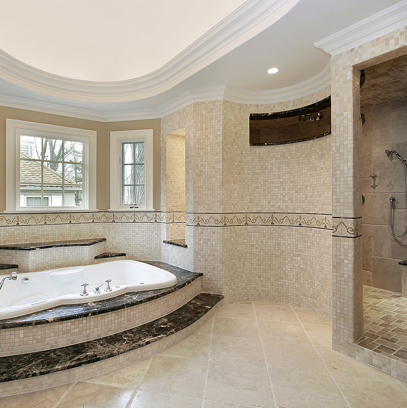crema marfil 12 x 12 x 3 8 brushed chiseled marble tile