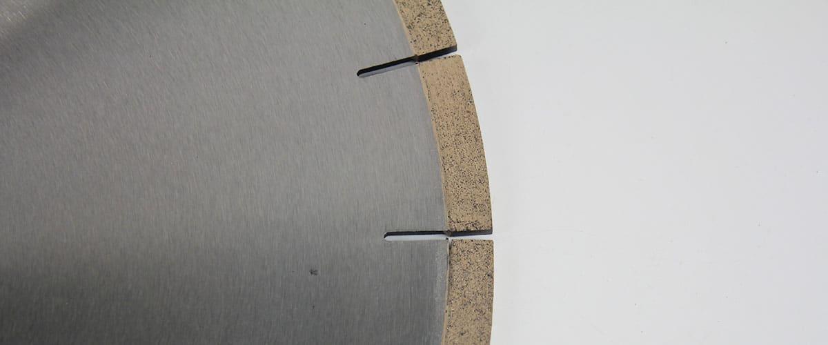 Raizi 14 Inch/350mm Diamond Bridge Saw Blade Cutting Disc For Dekton Porcelain-Best Quality