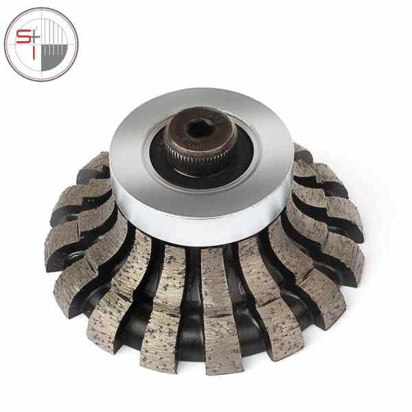 Diamond Segmented Profiling Wheel