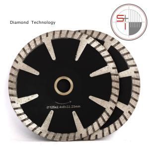 Diamond Turbo Rim | Concave Curved - Saw Blade