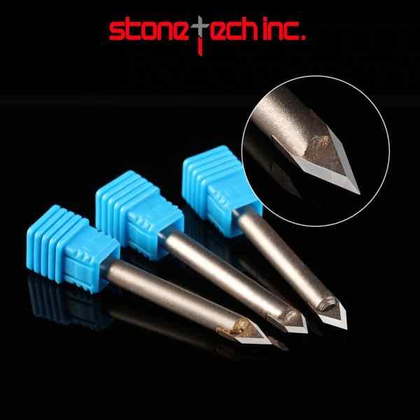 Carbide alloy stone engraving CNC Bits