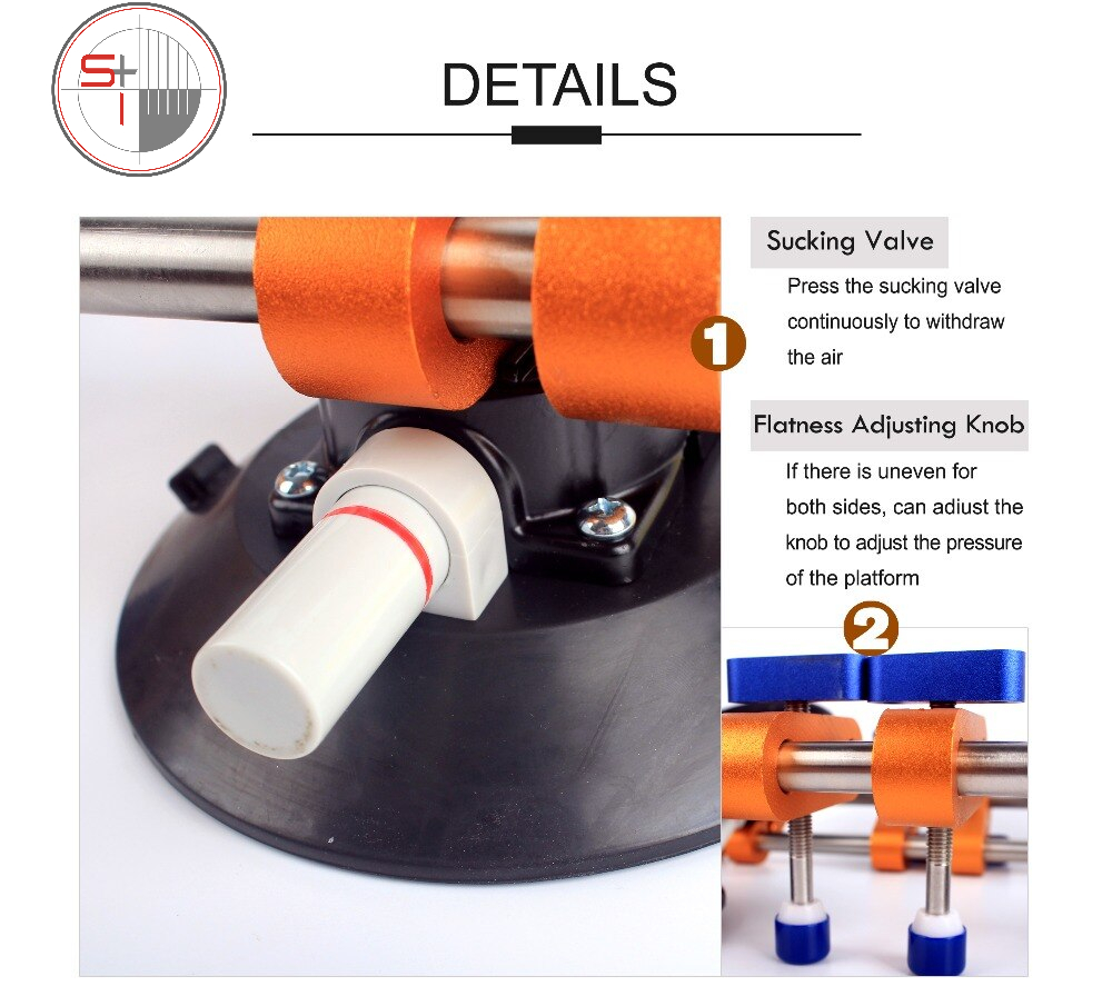 Stone Seam Setter for slab Joining Leveling and seaming with Installation Tools