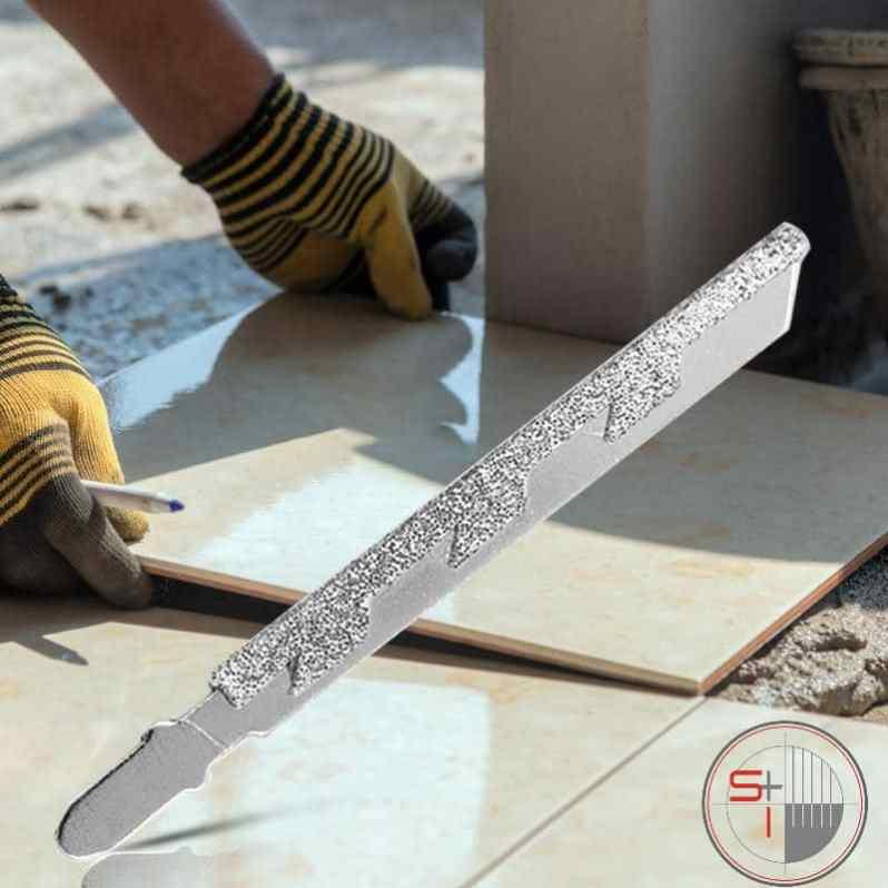 Alloy Diamond Jigsaw Blade for Marble Stone Granite Tile