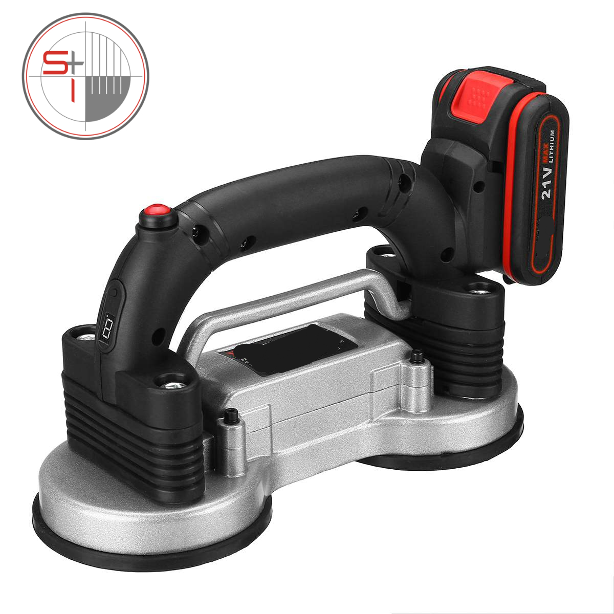 Tiling Machine, Vibrator, Suction Cup, Automatic Leveling Tool With Battery