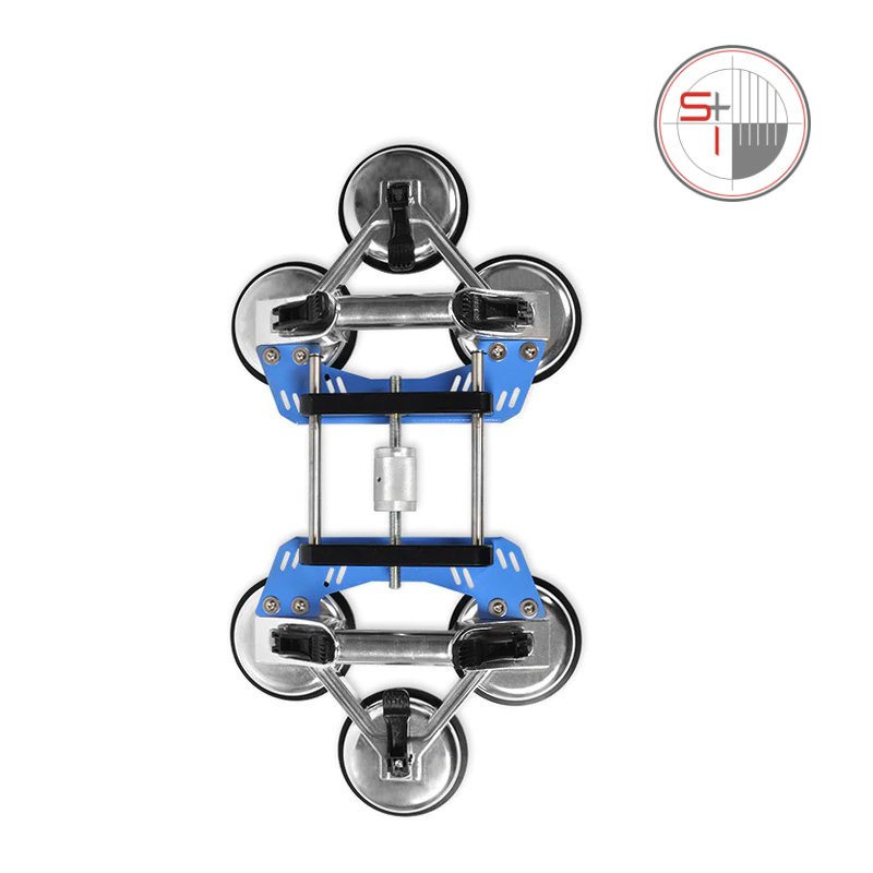 Adjustment Stone Seam Setter Vacuum Suction Cup Tile Stone Background Wall Seamless Splicing Tool Hand Tool