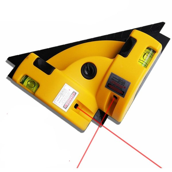 Projection Laser Levels Measurement Tool