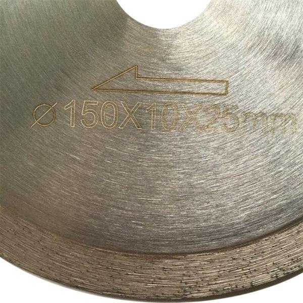 "300mm gemstone cutting blade 12""diamond grinding wheel,diamond cutting disc,lapidary saw blades, for Jade, emerald, agate,"