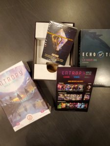 Entropy Worlds Collide (Kickstarter Version)