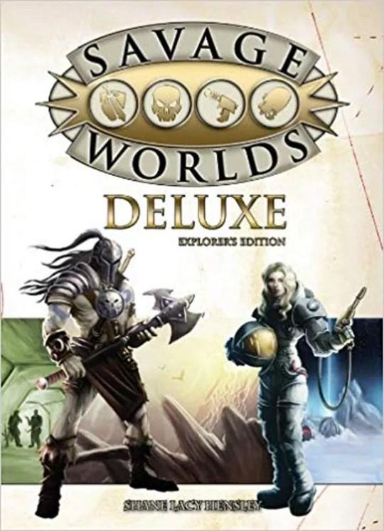 Savage Worlds RPG