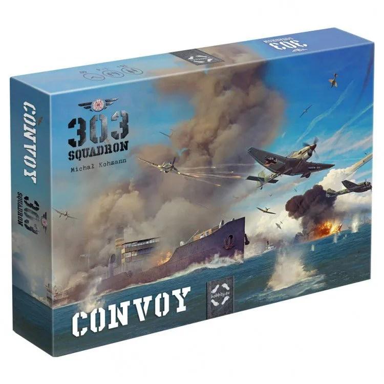 303 squadron convoy temp