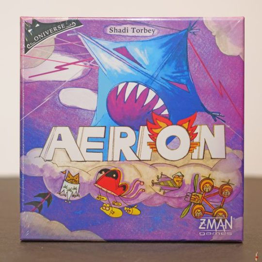 aerion front