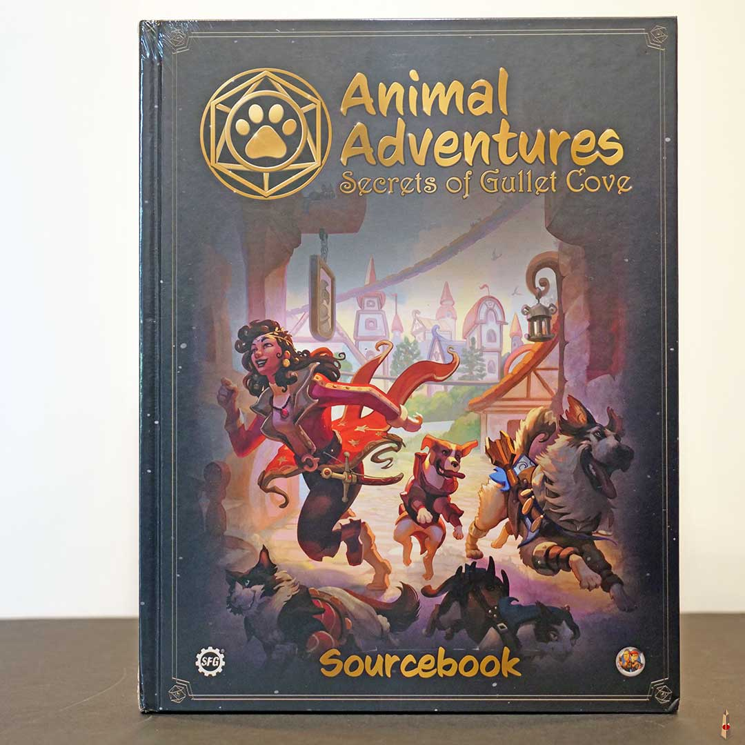 animal adventures secrets of gullet cove front
