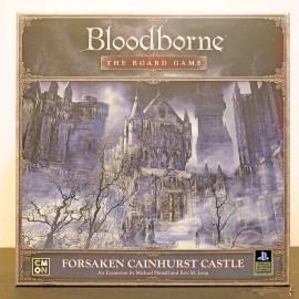 bloodborne forsaken cainhurst castle front
