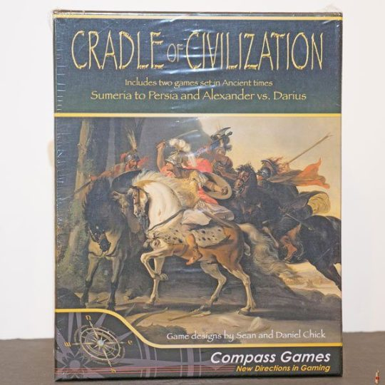 cradle of civilization front