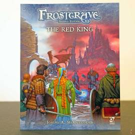 frostgrave 2e red king front