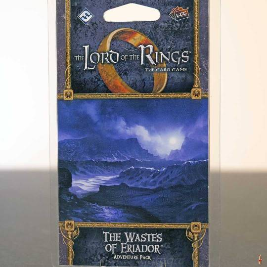 lord of the rings wastes of eriador front