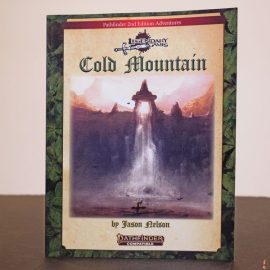 pathfinder 2e cold mountain front