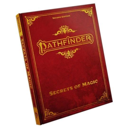 pathfinder 2e secrets of magic se temp