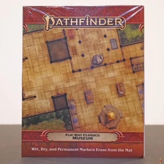 pathfinder flip mat classics museum front