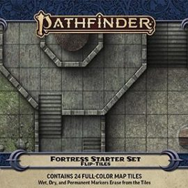pathfinder fortress starter set flip tile temp