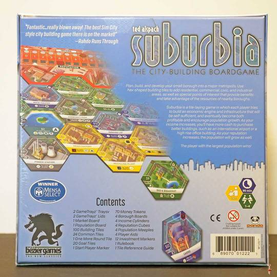 suburbia second edition back