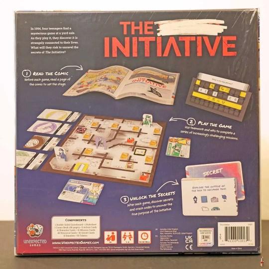 the initiative back