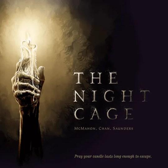 the night cage temp