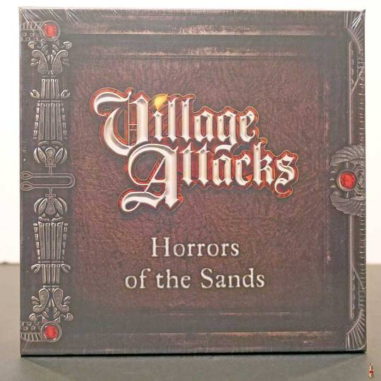 village attacks horrors of the sands front