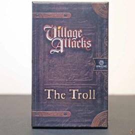 village attacks troll front