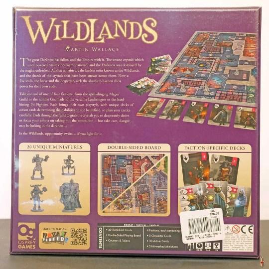 wildlands back