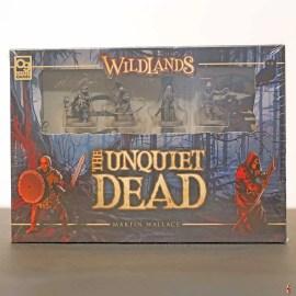 wildlands unquiet dead front