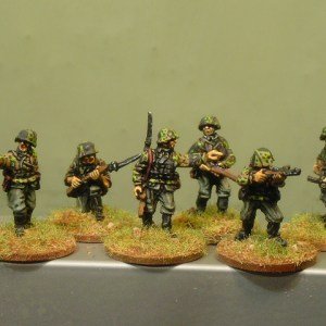 Combat Miniatures 20th Century 20mm
