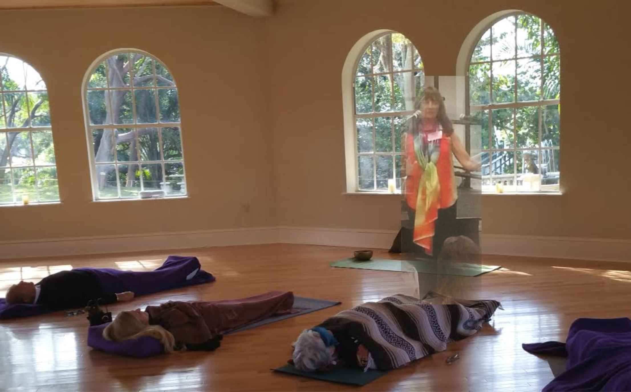 Integrative Relaxation For Stress Rejuvenation And Healing