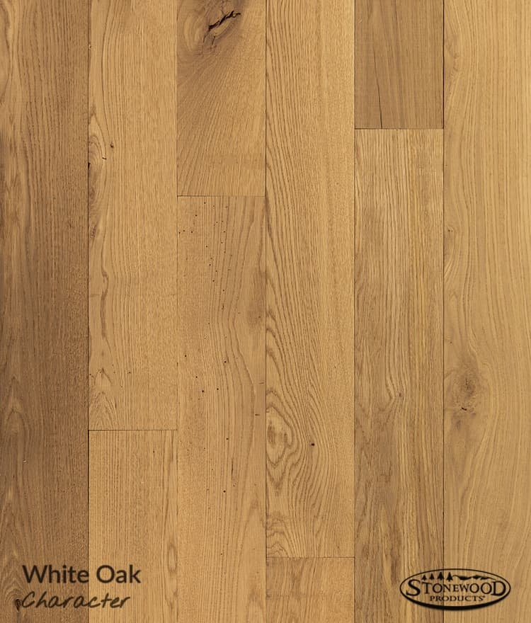 Unfinished White Oak Flooring Character Grade Stonewood Products   Unfinished White Oak Stair Treads   Wood Stair   Hardwood Flooring   Red Oak   Flooring   Risers