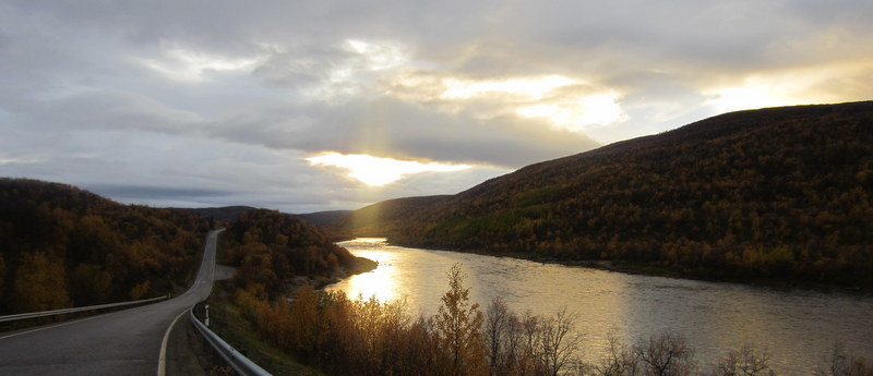 Utsjoki In the North
