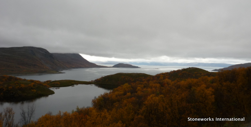 laksfjord3 In the North