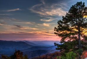 Blue Ridge Parkway About