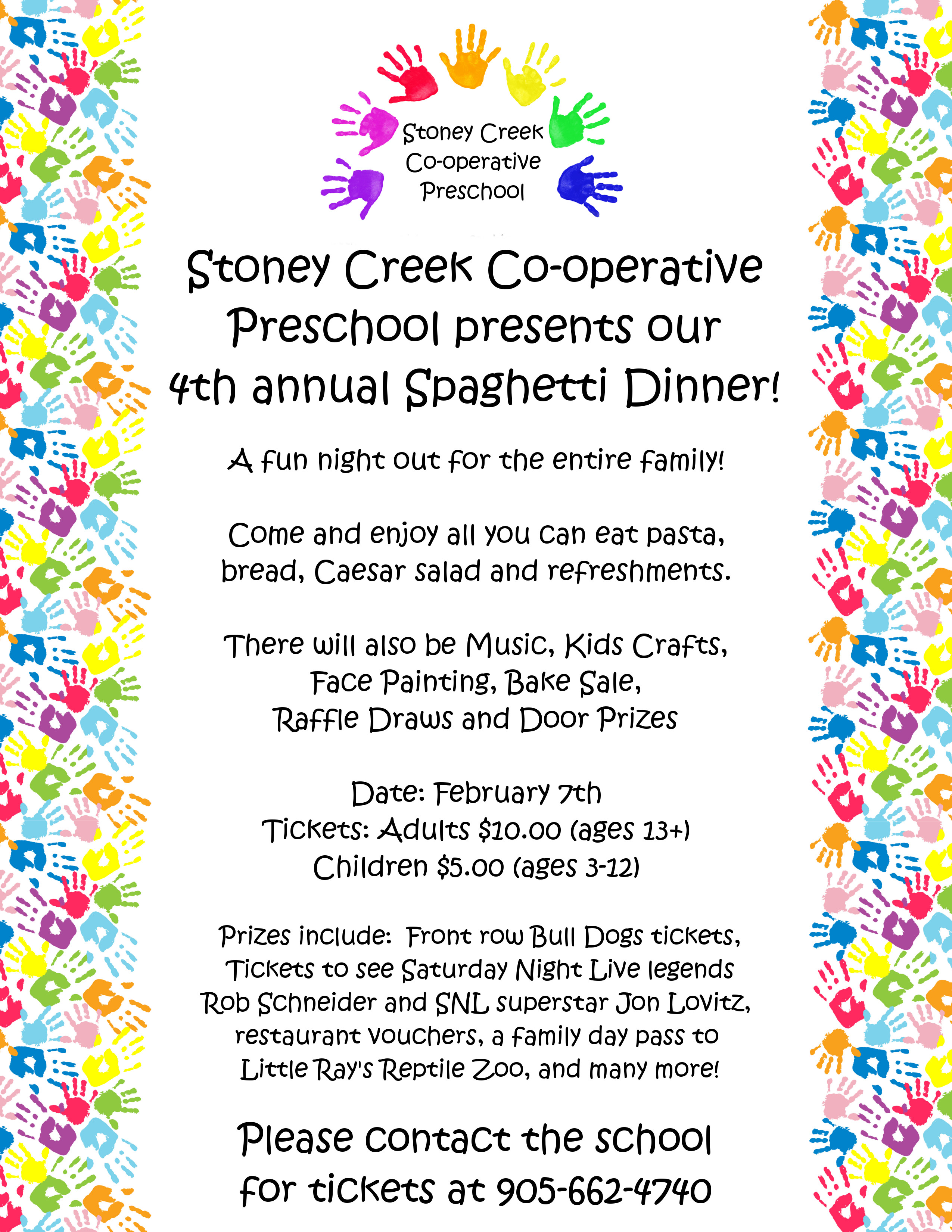 Stoney Creek Co Operative Preschool