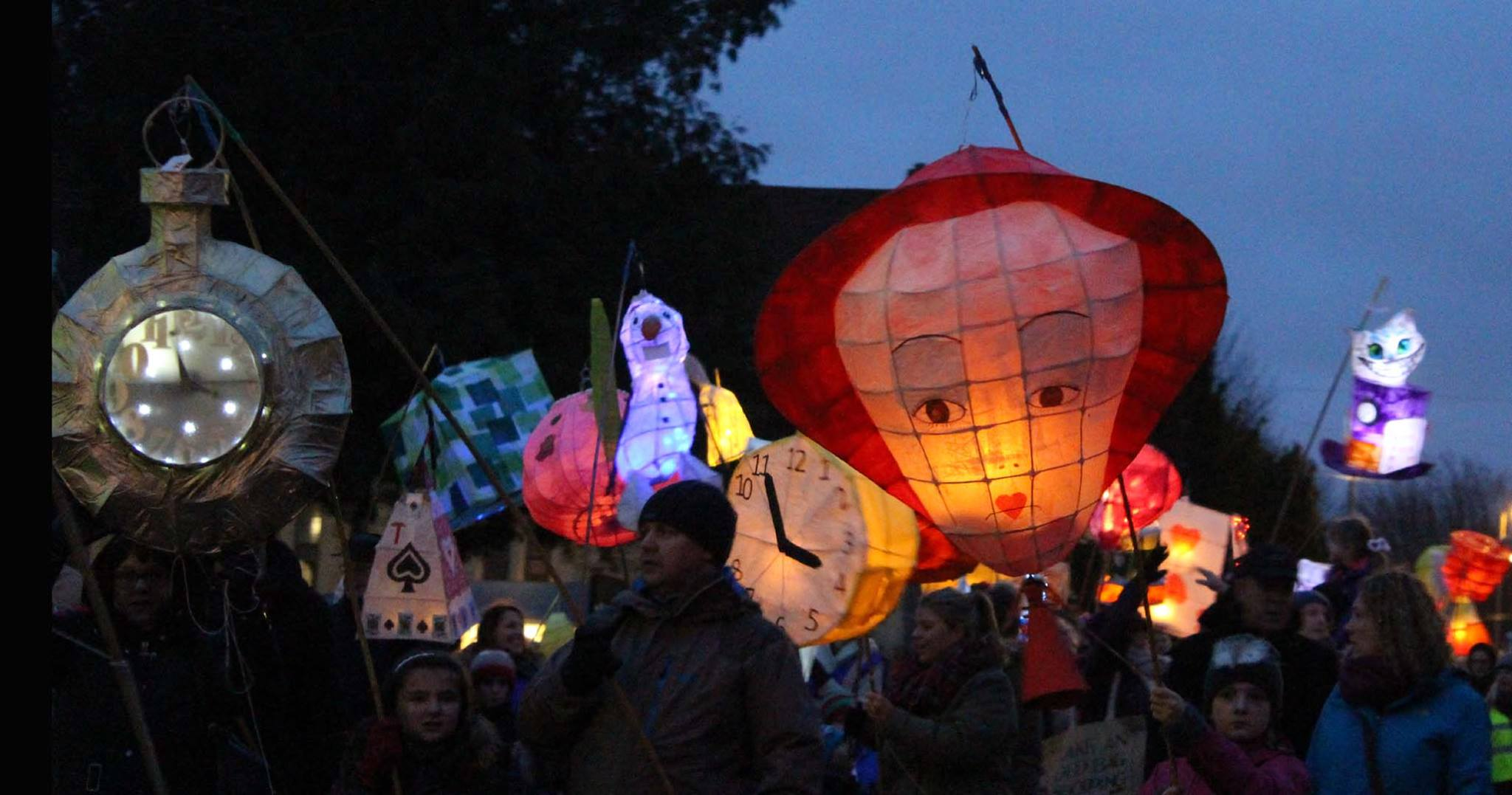 Image result for stony stratford switching on of christmas lights