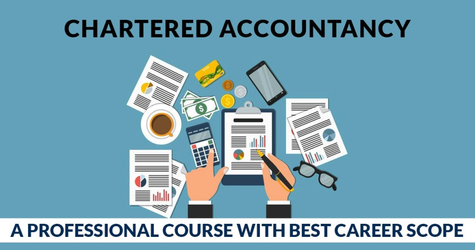 courses after 12th Commerce Chartered-Accountancy