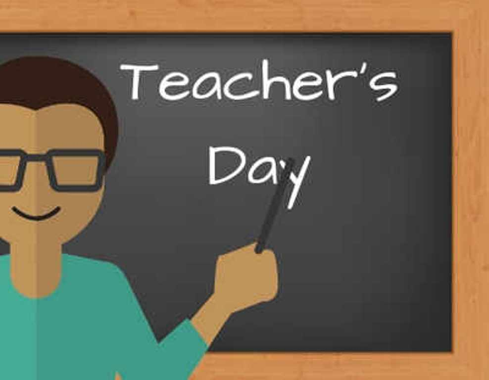 Teachers Day What The Teachers Say