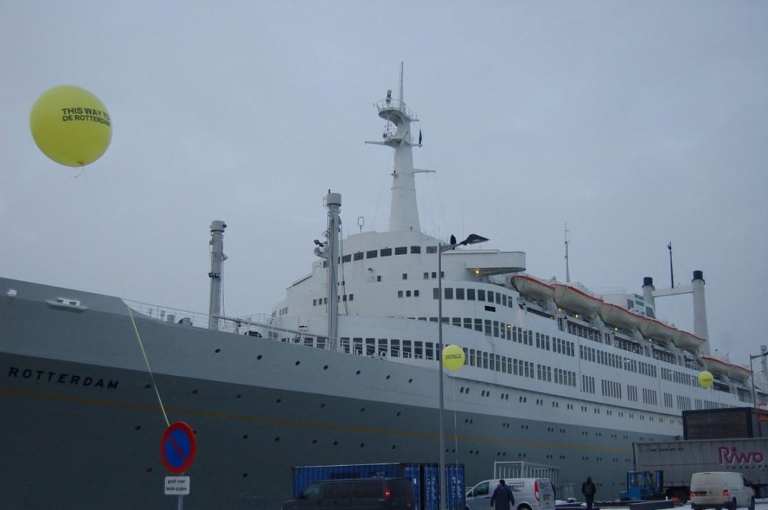 ss Rotterdam 10 years open