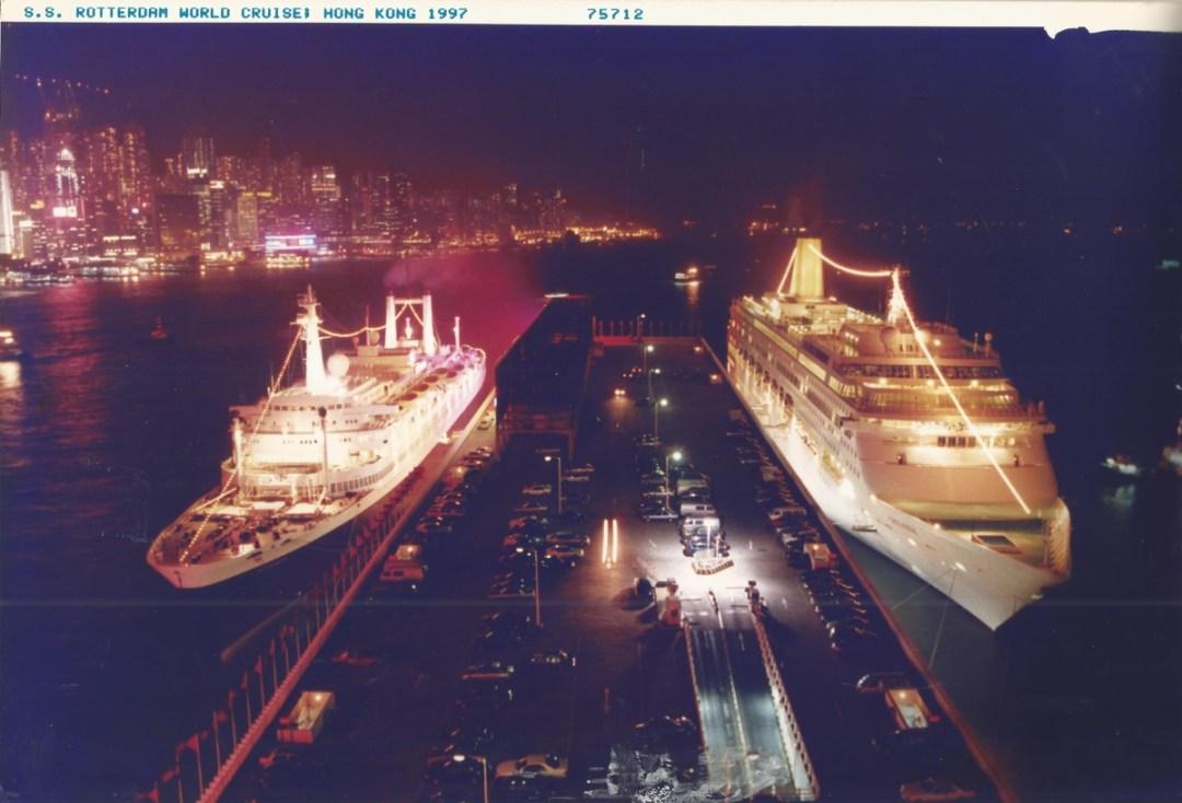20 years ago in Hong Kong