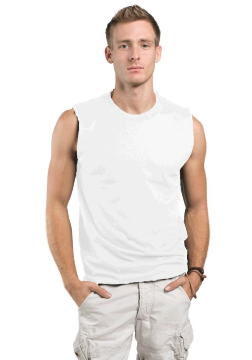 0e8ec4eeb7e30 MENS TEE CREW NECK SLEEVELESS - stoopidtshirt.com